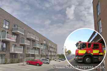 Milton Keynes kitchen fire damages fourth-floor flat - Bucks Free Press