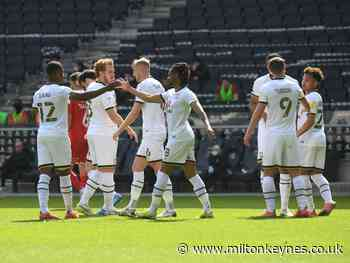 Top-10 finish would silence Dons' critics - Milton Keynes Citizen