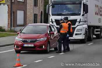 Stiptheidsactie bij douane zorgt voor oponthoud in Wuustwezel - Het Nieuwsblad