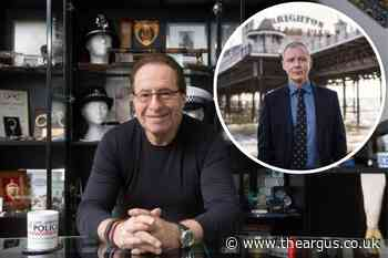 Peter James launches 17th book in Roy Grace series, Left You Dead