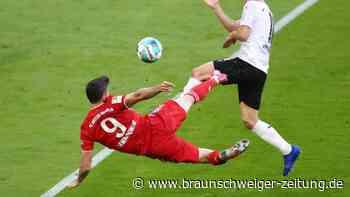 Bayern-Torjäger: Lewandowski kratzt an Müllers 40-Tore-Rekord