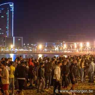 Live - Spanje maakt einde aan de noodtoestand