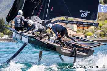 Dopo due giornate, Frida Racing è terza nella 69F Cup di Malcesine   www.pressmare.it/ - pressmare.it