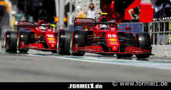 Trotz P4 & P6 für Ferrari im Barcelona-Quali: Lokalmatador Sainz besorgt