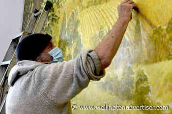 Elora artist's mural to be unveiled when new Geddes Street Market opens - Wellington Advertiser