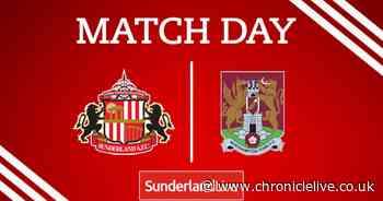 Sunderland vs Northampton Town LIVE