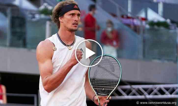 ATP Madrid 2021 semifinals HIGHLIGHTS