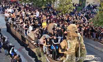 La festa di Sant'Antuono di Macerata Campania approda in Messico   - CasertaWeb