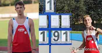 Atletica, esordio post-lockdown per l'Avis Macerata: ottimi risultati dalla pista azzurra di Fabriano - Picchio News
