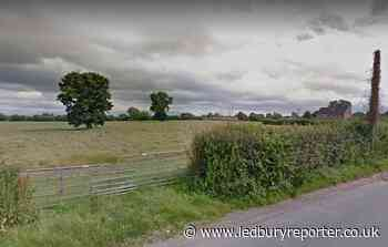 Plans for 10 new homes on the edge of this Herefordshire village