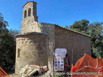 Una chiesa sconosciuta sulla linea di San Michele - Qui News Empolese