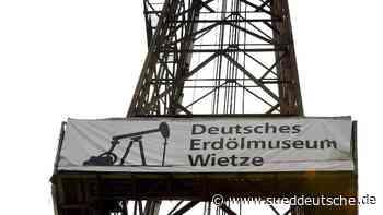Erdölmuseum hofft auf Anerkennung als Industriedenkmal - Süddeutsche Zeitung