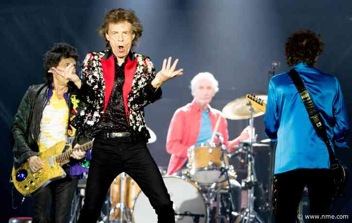 The Rolling Stones announce release of Copacabana Beach concert in full for first time