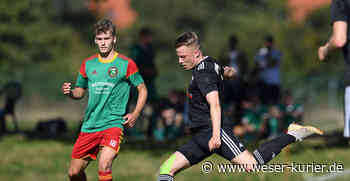 TSV Ottersberg verstärkt mit Justin Schmidt seine Offensive - WESER-KURIER
