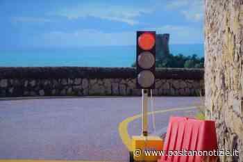 Anas: dal 10 maggio la Ss163 sarà asfaltata per 10 km durante la notte, disposto senso unico alternato - Positano Notizie