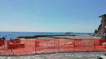 Positano, la stagione turistica parte con il molo interdetto mentre De Luca festeggia Capri Covid free - Positanonews - Positanonews