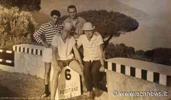 Acri in copertina - Acresi a Positano, anni '60 - Acrinews.it