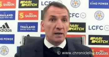 Brendan Rodgers left 'angered' but how he showed class after Newcastle won