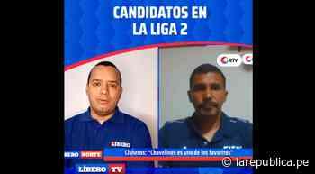 DT de Unión Huaral: hay una revancha con el Juan Aurich - LaRepública.pe