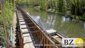 Schäden am Braunschweiger Petriwehr entdeckt