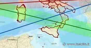 Razzo cinese in caduta, a Palermo il Comune invita la gente a restare a casa - La Sicilia