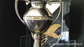 I cimeli rosanero a Massimo Costa, il nuovo Palermo chiede la Coppa Italia di serie C - La Repubblica