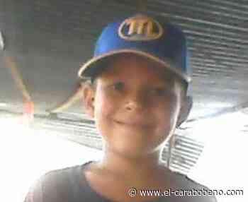 Desaparecido niño de 8 años en Güigüe - El Carabobeño