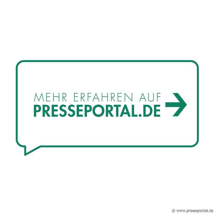 POL-PDKO: Pressemeldung der Polizeiinspektion Bendorf von Freitag, 07.05.2021, 10:00 Uhr bis Sonntag, 09.05.2021, 11:00 Uhr