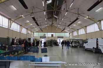 VIDEO. Au marché des Halles de Rethel, rénovation rime avec fréquentation - L'Ardennais