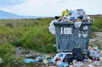 Hohe Bußgelder für Müllsünder