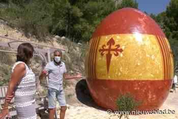 Enca Caen legt zijn ei in Alicante