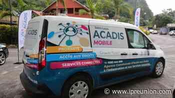 Innovation numérique : Saint-Louis lance l'Acadis Mobile, pour une relation de proximité - Imaz Press Réunion