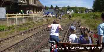 """""""Rail-Radeln-Morsbach"""": Rat soll Förderantrag für Draisinenprojekt auf den Weg bringen - Kölnische Rundschau"""