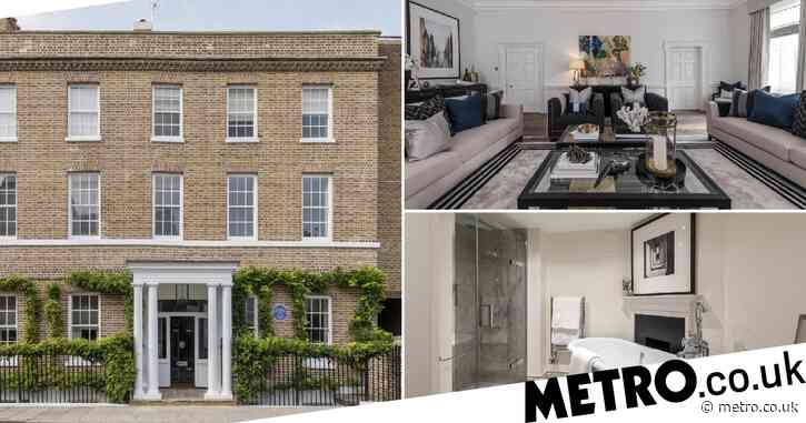 Virginia Woolf's former Richmond house and birthplace of her publishing company for sale for £3.3million