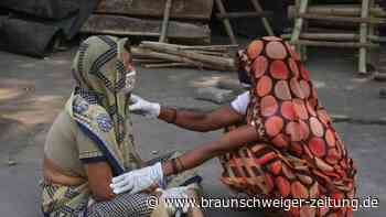 Pandemie: Indien: Erneut mehr als 4000 Corona-Tote an einemTag