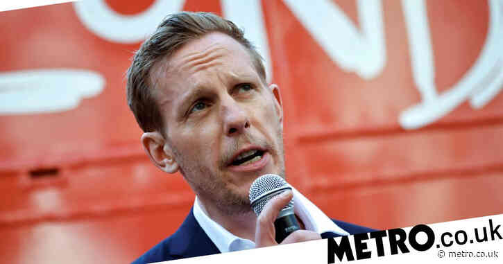 Laurence Fox thanks people who voted for him in race for London Mayor as he finishes behind YouTube star who wanted to 'reduce price of Freddos to 5p'