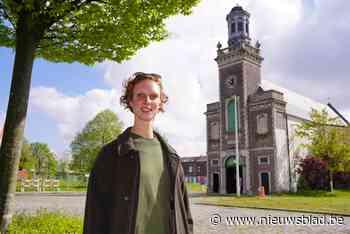 """Maren (30) leidt de culturele heropstanding van Meulestede: """"Hier wonen veel creatieve mensen"""""""