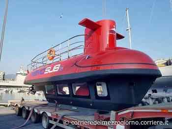 Città Sommersa di Baia, a Bacoli arriva il sommergibile per visitarla - Corriere del Mezzogiorno