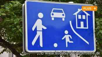 Eltern setzen sich für verkehrsberuhigten Bereich in Altenstadt ein – mit Erfolg - Augsburger Allgemeine