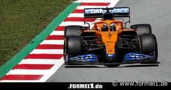"""""""Kleiner Durchbruch"""": Ricciardo schöpft dank McLaren-Updates Selbstvertrauen"""