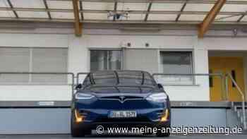 Deutsche Sicherheitsforscher hacken Tesla Model X – mit diesem ungewöhnlichen Hilfsmittel