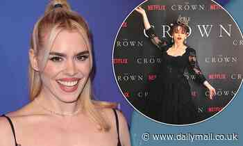 Billie Piper thinks Helena Bonham Carter should be the next Doctor Who - Daily Mail