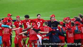 """Bundesliga: Flick vollendet sein Bayern-Werk - Auch 9. Titel gibt """"Kick"""""""