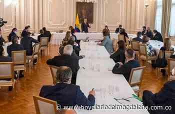 Alcalde de El Retén en cumbre FedeMunicipios – HOY DIARIO DEL MAGDALENA - Hoy Diario del Magdalena