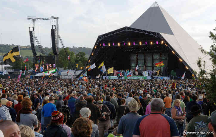 Two-day Glastonbury concert could welcome 50,000 fans to Pyramid Stage this summer