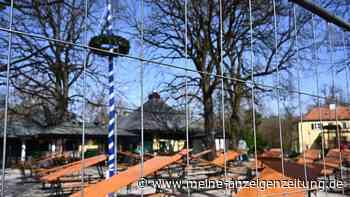 Randalen im Englischen Garten: Mehrere Polizisten verletzt