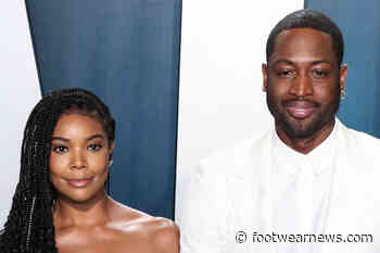 Gabrielle Union & Dwyane Wade Pay Tribute to the Late Gigi Bryant in Charitable Mambacita Gear - Footwear News