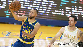 Dwyane Wade lists aspects of Steph Curry's game that he loves - Yahoo Sports