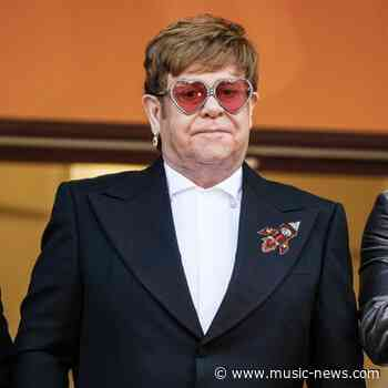 Sir Elton John will 'throw a party' when he doesn't have to play Crocodile Rock
