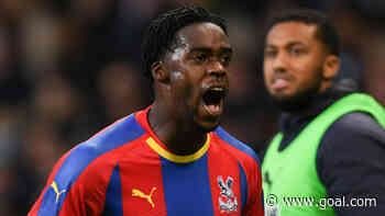 Ghana and Crystal Palace midfielder Schlupp reacts after significant step following injury return